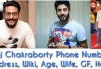 Raj Chakraborty Phone Number