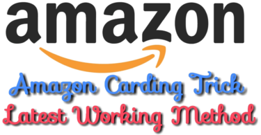 Amazon Carding trick latest 2019