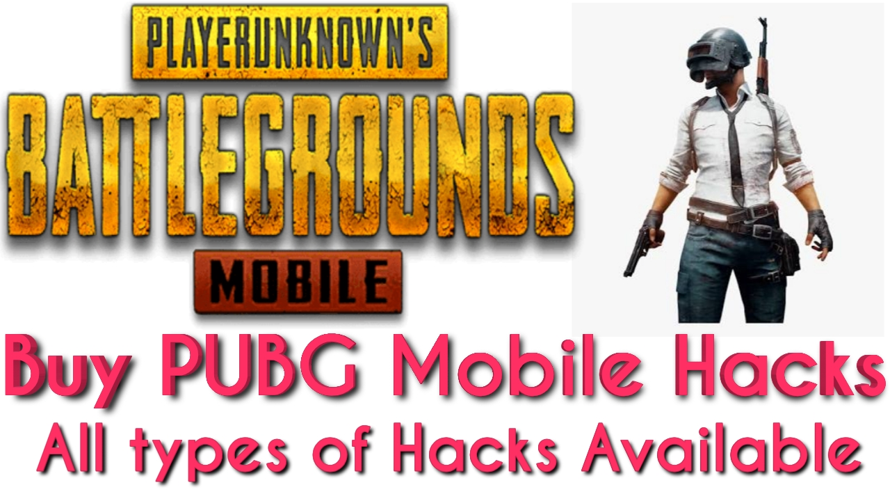 Buy pubg mobile hacks