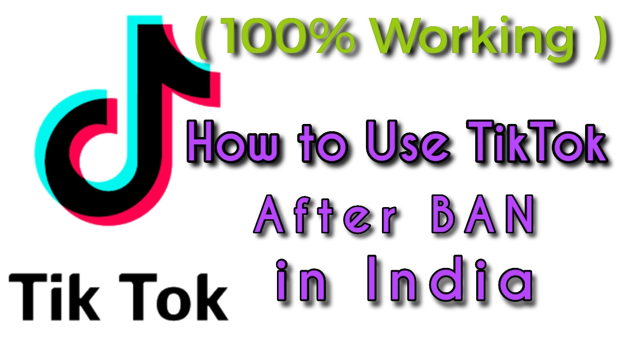 How to use tiktok after ban in india