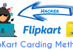 Flipkart Carding Method Trick