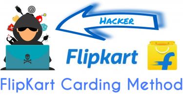 Flipkart Carding Method Trick