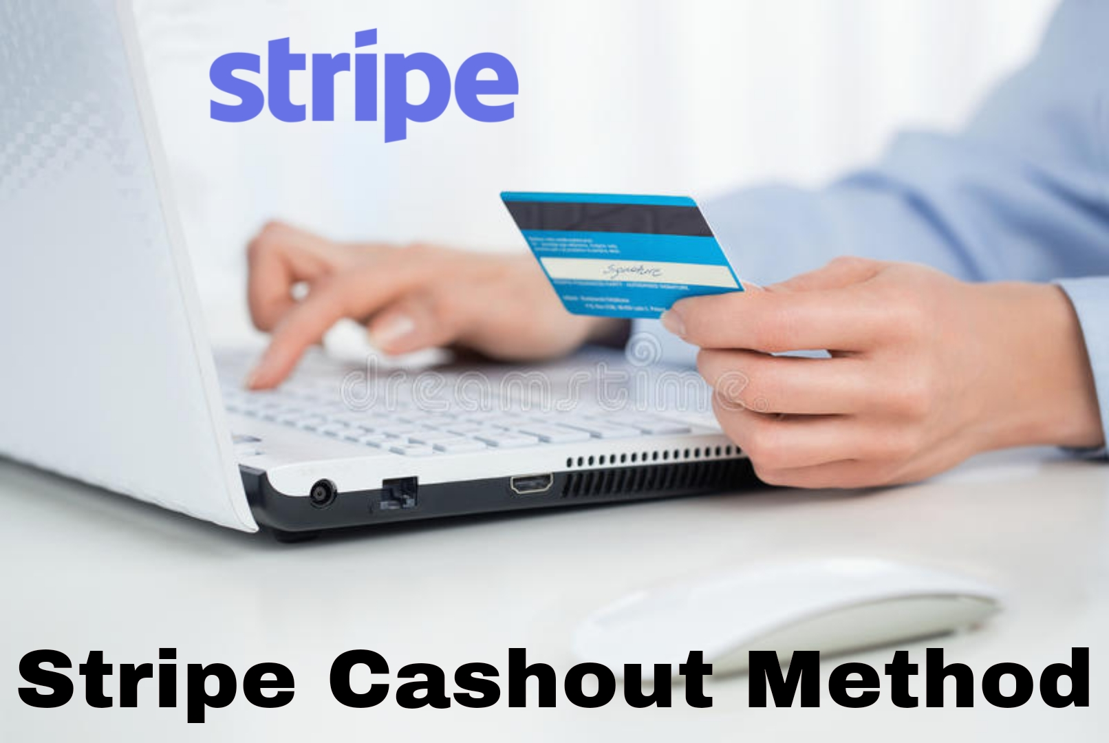 Stripe Cashout Method