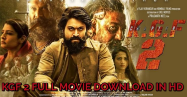 Kgf 2 full movie download in hd