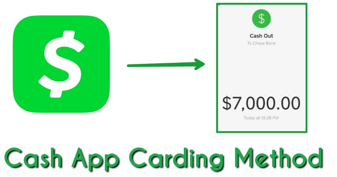 Cash app carding