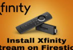 Install Xfinity Stream on Firestick
